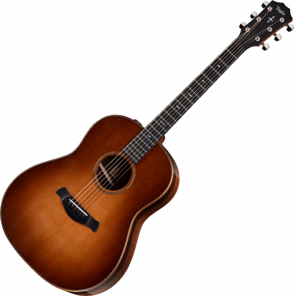 Guitare folk Taylor 717E Builder's Edition - wild honey burst