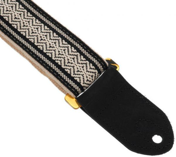 Sangle courroie Taylor Academy Guitar Strap - White/Green