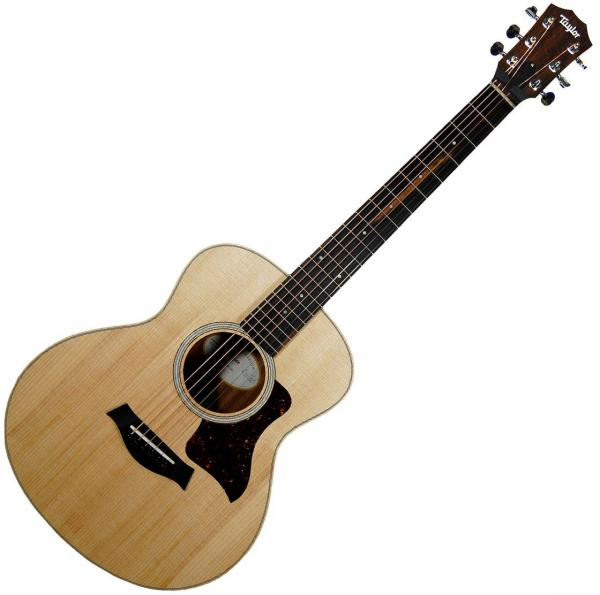 Guitare folk & electro Taylor GS Mini-e Black Limba Ltd - natural satin