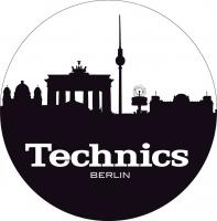 Feutrine Technics LP-Slipmat Berlin