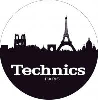 Feutrine Technics LP-Slipmat Paris
