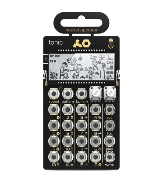 Boite à rythme Teenage engineering PO-32 Tonic