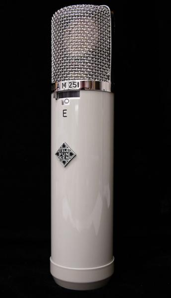 micro studio sc ne telefunken ela m 251 star 39 s music. Black Bedroom Furniture Sets. Home Design Ideas