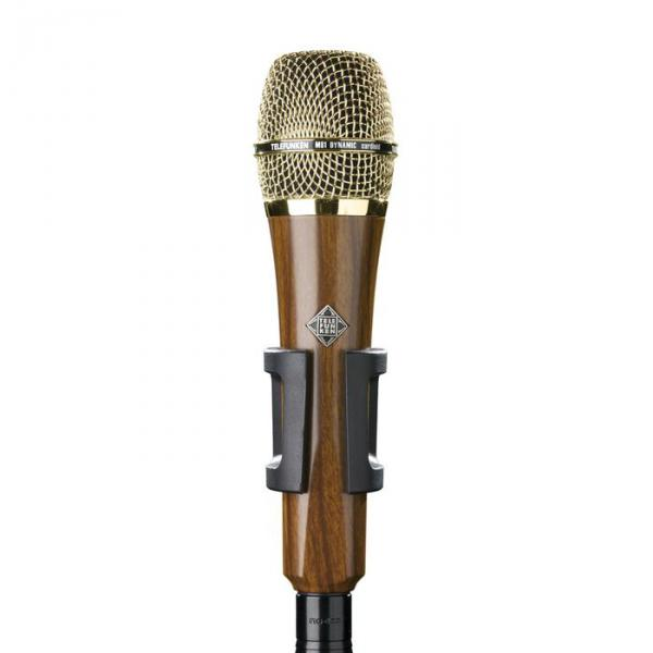 Micro chant Telefunken M80 Cherry W Gold