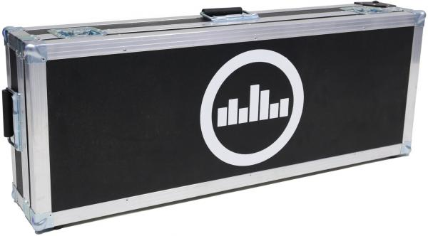 Pedal board flight pour effet Temple audio design Flight Case For Templeboard Duo 34