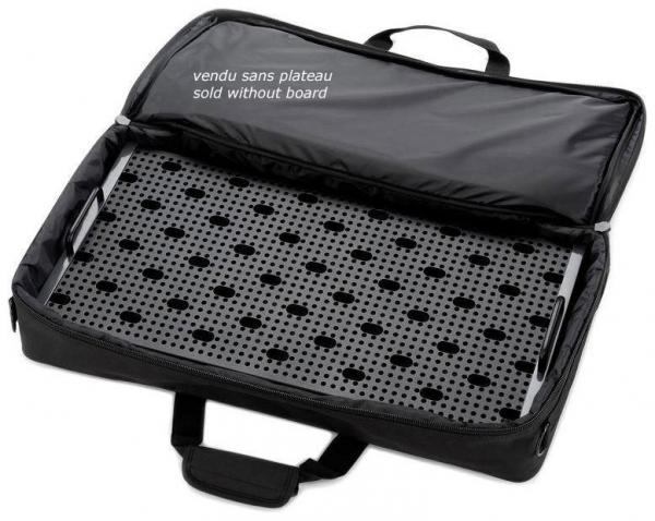Pedal board flight pour effet Temple audio design Soft Case For Templeboard Duo 24