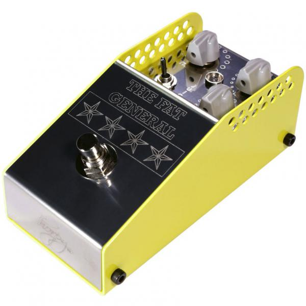 Pédale compression / sustain / noise gate  Thorpyfx Fat General Compressor