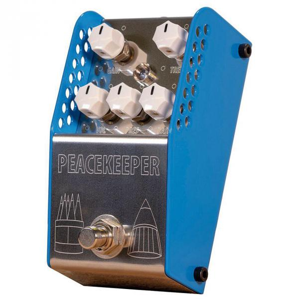 Pédale overdrive / distortion / fuzz Thorpyfx Peacekeeper