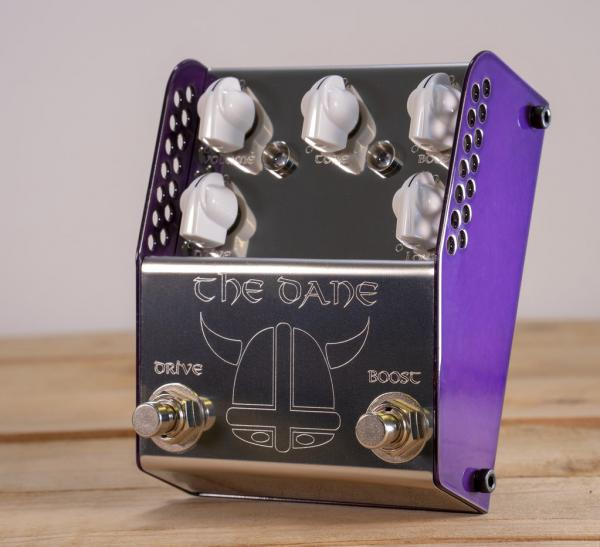 Pédale overdrive / distortion / fuzz Thorpyfx The Dane Overdrive Boost
