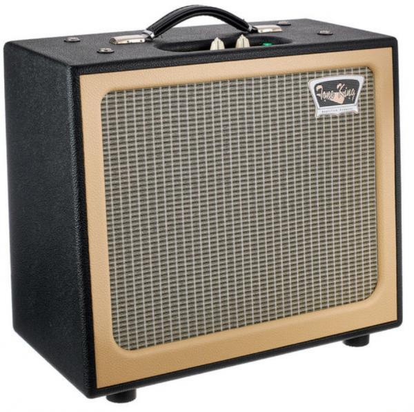 Combo ampli guitare électrique Tone king Gremlin Combo - Black