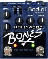 Pédale overdrive / distortion / fuzz Tonebone                       Bones Hollywood