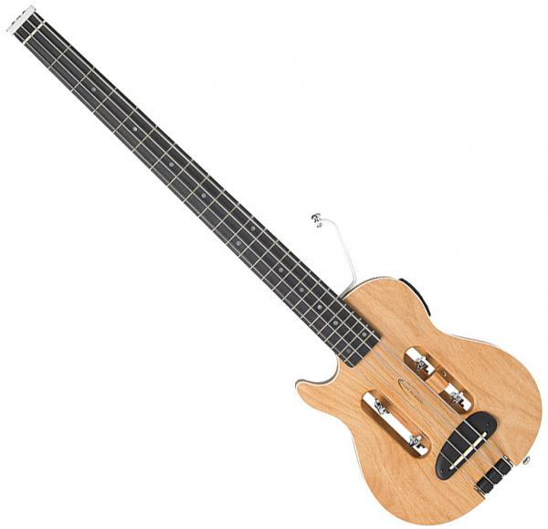 Basse électrique voyage Traveler guitar Escape MK-II Bass Gaucher - natural