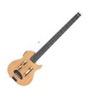 Escape MK-II Bass LH - natural satin