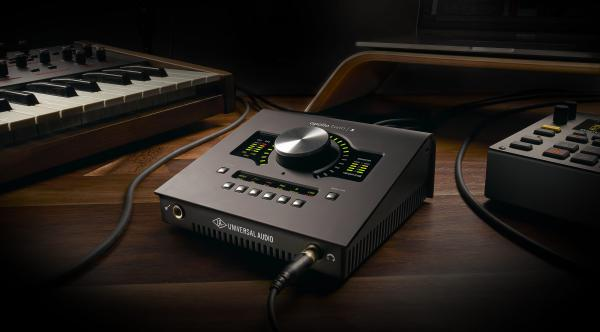 Interface audio Universal audio Apollo Twin X Duo