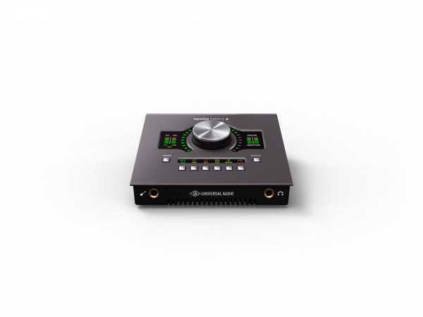 Carte son thunderbolt Universal audio Apollo Twin X Quad
