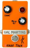 Pédale overdrive / distortion / fuzz Val martins Honky Tonk