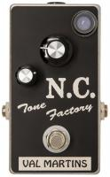 Pédale overdrive / distortion / fuzz Val martins Nico Chona N.C. Tone Factory Overdrive