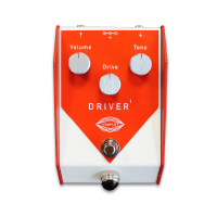 Pédale overdrive / distortion / fuzz Vanflet Driver 1