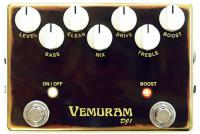 Pédale overdrive / distortion / fuzz Vemuram Darryl Jones DJ1 Bass Overdrive/Boost