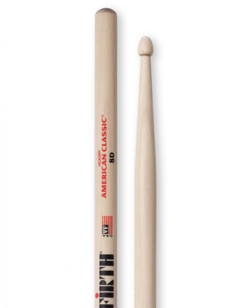 Baguette batterie Vic firth American Classic 8D