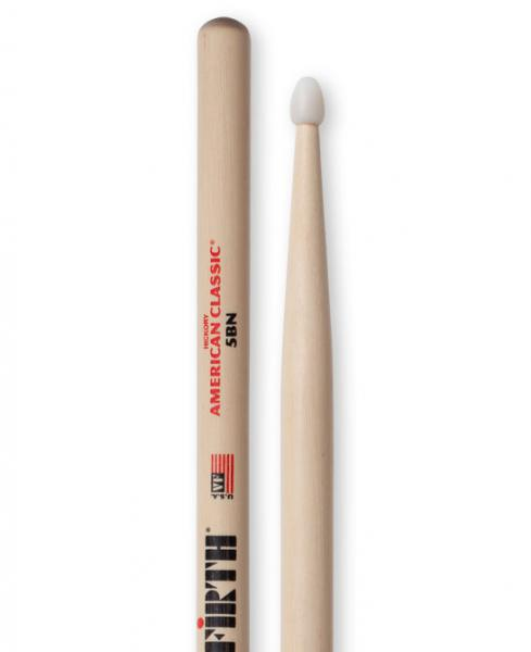 Baguette batterie Vic firth American Classic Nylon 5BN