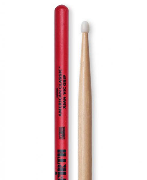 Baguette batterie Vic firth American Classic Extreme 5A Nylon Vic Grip
