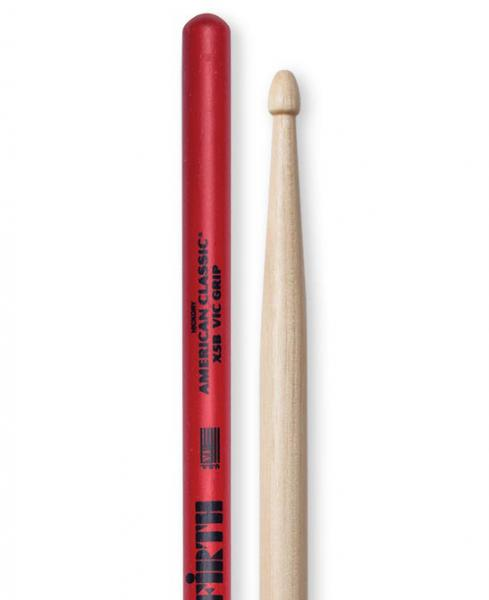 Baguette batterie Vic firth American Classic Extreme 5B Vic Grip