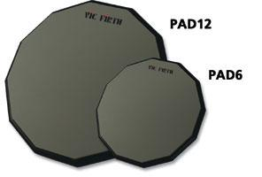 Pad entrainement batterie Vic firth Practice Pad Silencieux 6