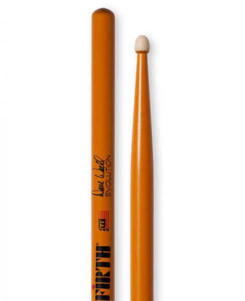 Baguette batterie Vic firth SDW2 Signature Dave Weckl Evolution