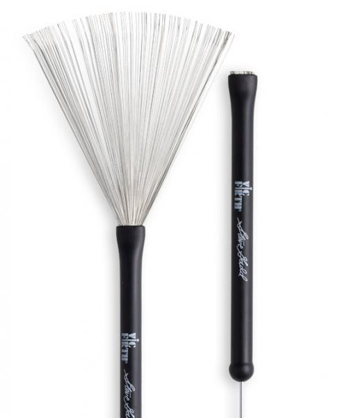 Balai batterie Vic firth Signature SGWB  Steve Gadd Wire Brush