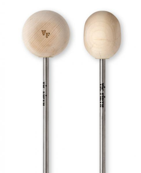 Batte pédale grosse caisse Vic firth VicKick Beaters VKB2 Wood