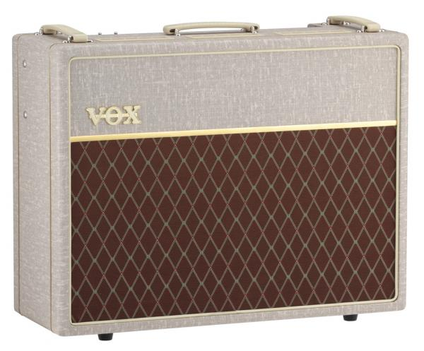 Combo ampli guitare électrique Vox AC30 Hand-Wired  AC30HW2