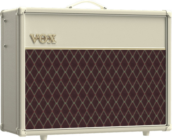 Combo ampli guitare électrique Vox AC30S1 Limited Edition Cream Bronco