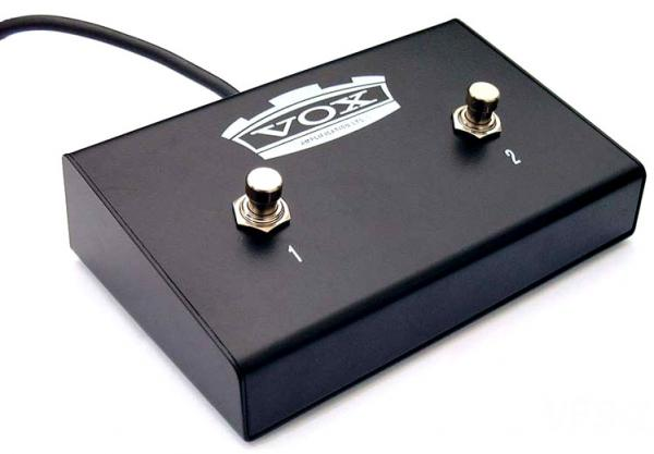 Footswitch ampli Vox VFS-2 Dual Footswitch