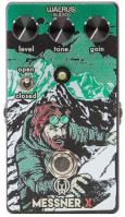 Pédale overdrive / distortion / fuzz Walrus Messner X Limited