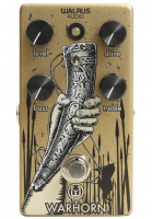 Pédale overdrive / distortion / fuzz Walrus Warhorn Mid-Range Overdrive