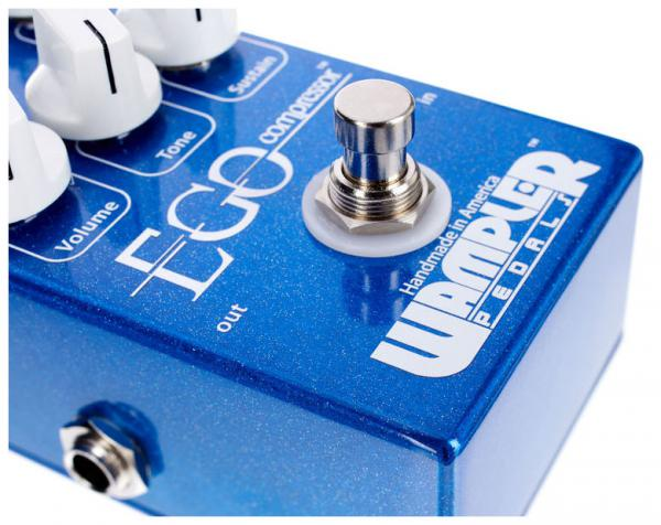 Pédale compression / sustain / noise gate  Wampler EGO COMPRESSOR