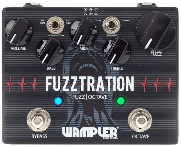 image Fuzztration Fuzz With Octave