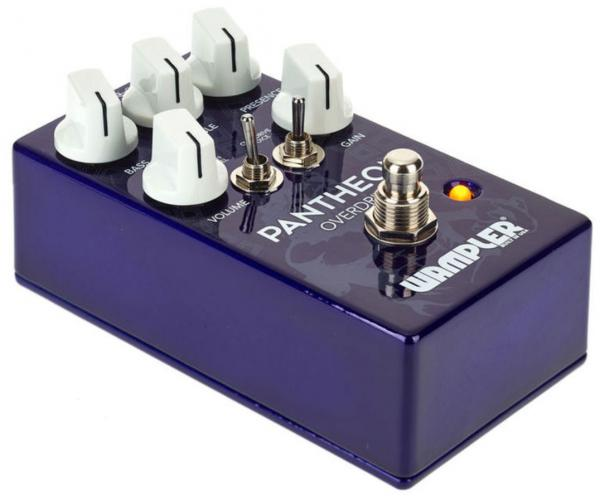 Pédale overdrive / distortion / fuzz Wampler Pantheon Overdrive