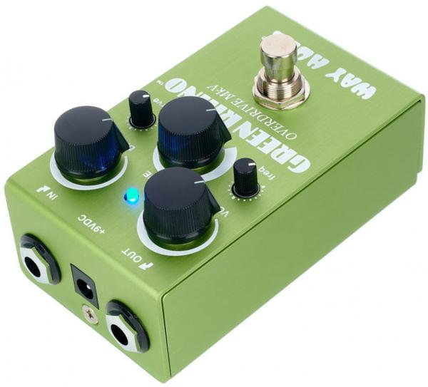 Pédale overdrive / distortion / fuzz Way huge Smalls Green Rhino Overdrive MKV WM22
