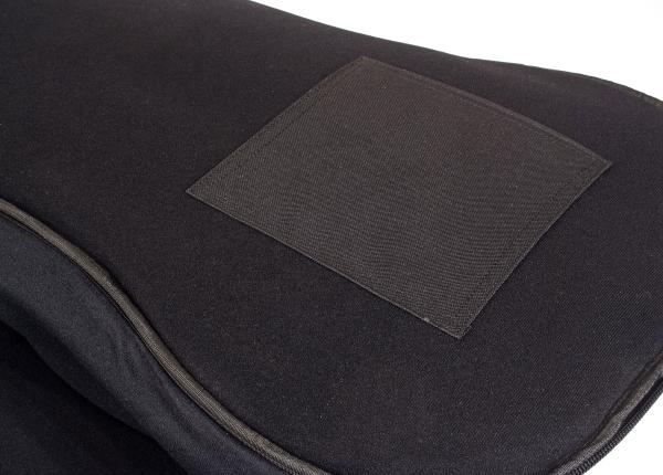 Housse guitare classique X-tone Deluxe Nylon Classical 4/4 Guitar Bag - Black