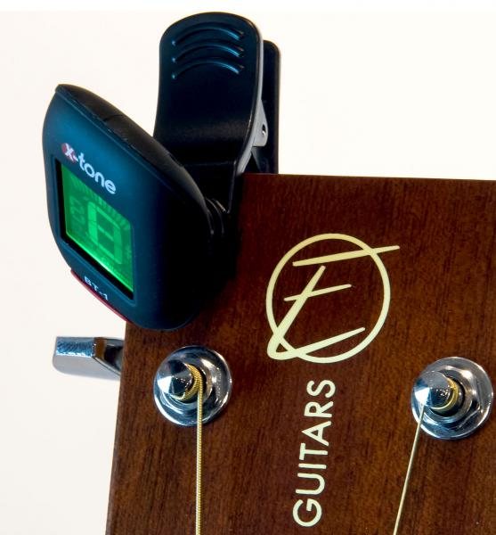 Accordeur X-tone 3110 Clip-On Tuner