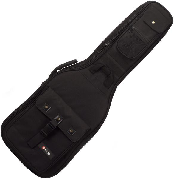 Housse guitare électrique X-tone Deluxe Nylon Electric Guitar Bag - Black