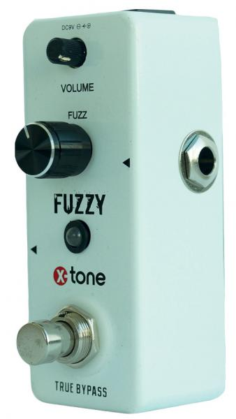 Pédale overdrive / distortion / fuzz X-tone Fuzzy