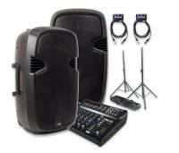 Pack sonorisation X-tone Bundle Live Sms12-a