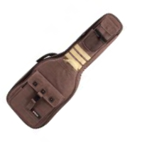 image Deluxe Nylon Electric Guitar Bag - Brown