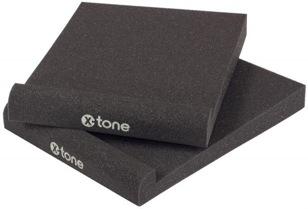 Mousse support monitor X-tone xi 7001 Mousse Isolante Moniteurs (Paire)