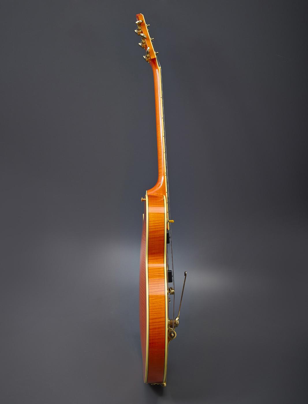 Guitare électrique 1/2 caisse Yamaha AES1500B (Japon ...