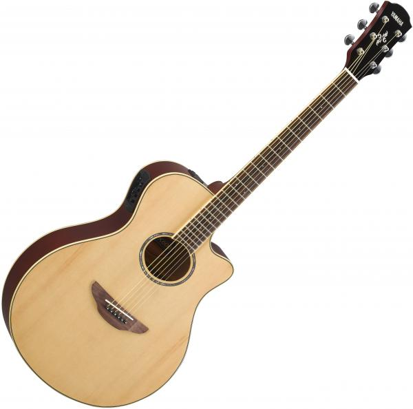 Guitare folk Yamaha APX600 - natural