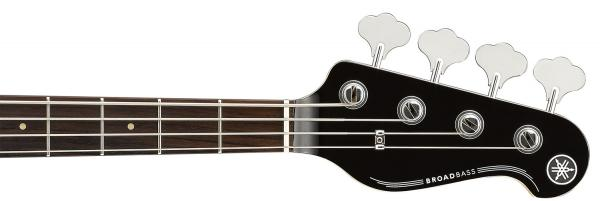 Basse électrique solid body Yamaha BB434 (RW) - black